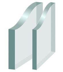 vidrio diferentes grosores