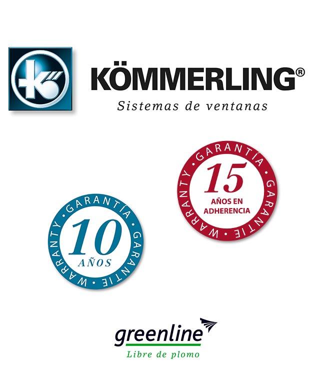 kommerling certificados