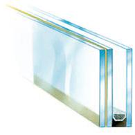 vidrio doble laminar